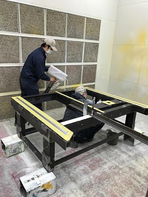 有機溶剤作業環境測定
